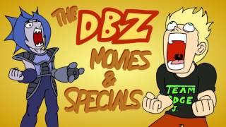 The DBZ Movies  Specials feat Corey Holland - Kirblog 62017
