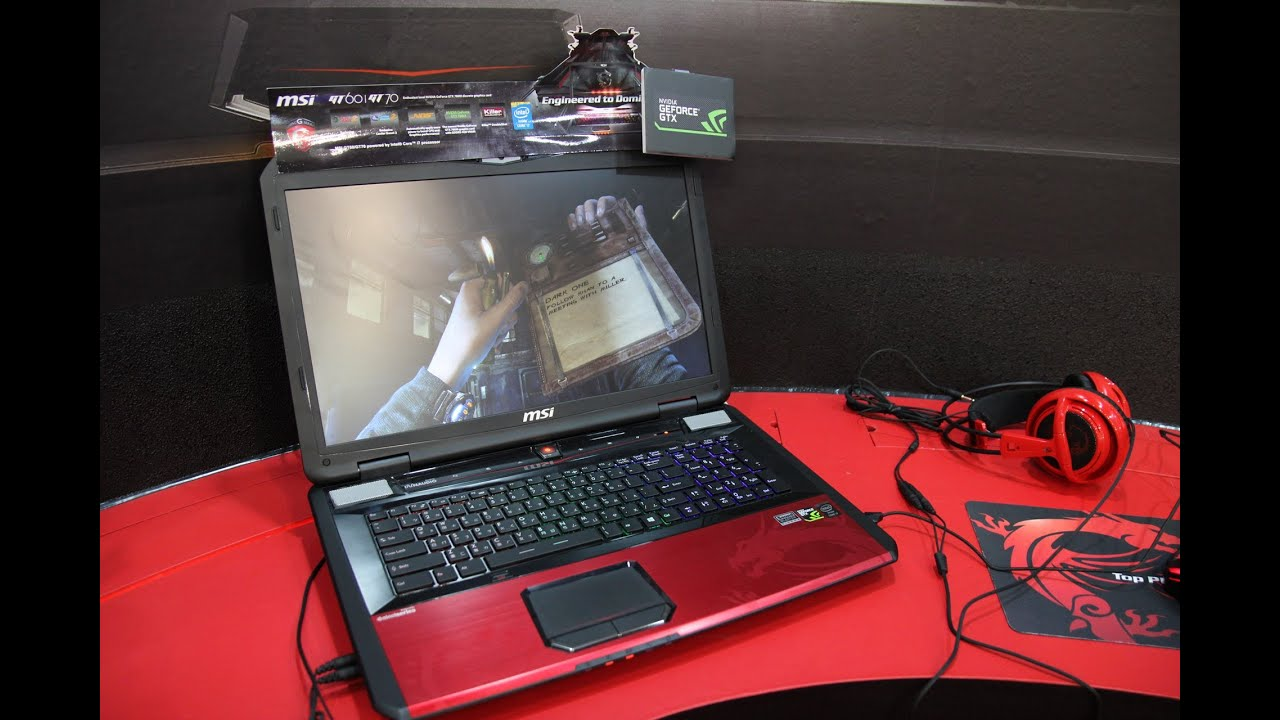 MSI GT70 Dragon Edition 2 Extreme UEFI Driver Download