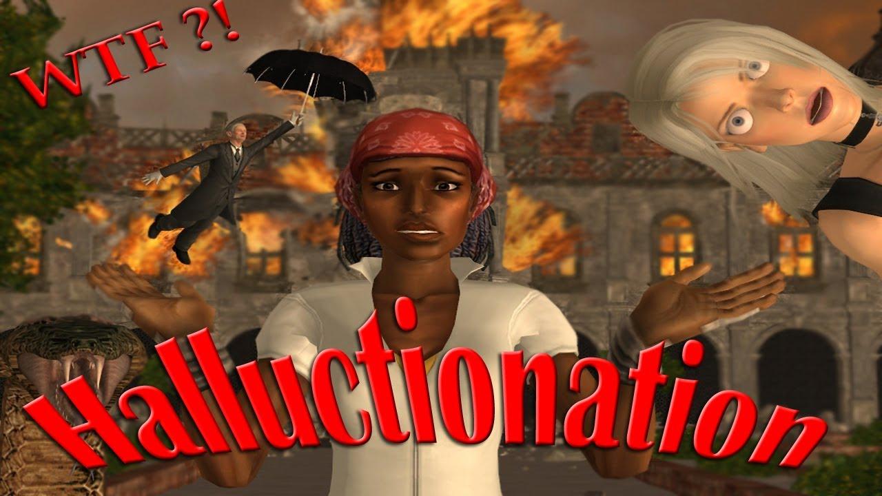 Xnalara animation hallucination youtube ccuart Gallery