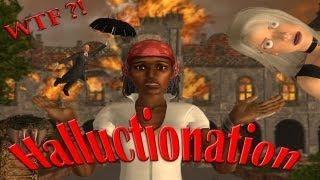 XNALara Animation : Hallucination