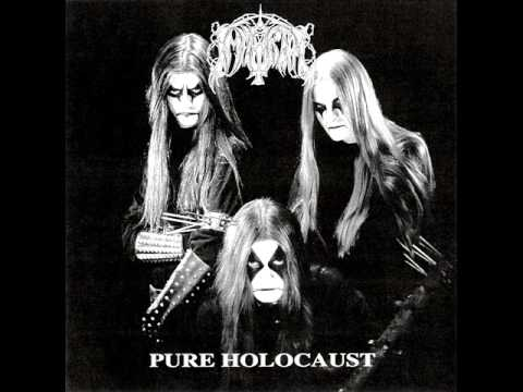 Immortal - Pure Holocaust 1993 [Full Album]
