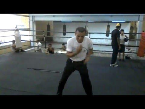 Engel Pedroza - velocidad en el boxeo