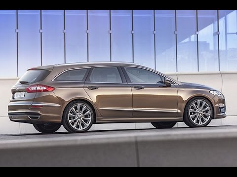 ford vignale mondeo sw youtube. Black Bedroom Furniture Sets. Home Design Ideas