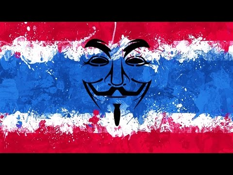 Anonymous - Message to Thailand