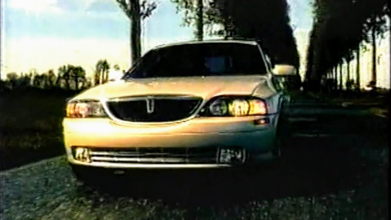 2000 Lincoln Ls Wood Leather Adrenaline Car Commercial Youtube