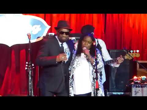 Jimmy Vivino's NYC Blues Revue ft William Bell & Ruthie Foster - Private Number 9-6-17 BB King, NY
