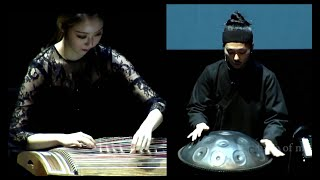 Hand pan x Gayageum (from live…