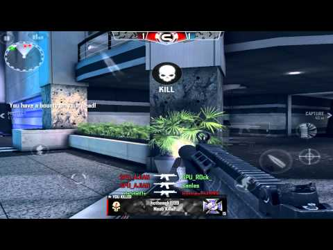 Modern Combat 4: 【MC4】CTF@OVERTIME CHAT WITH SPU MEMBERS PT3