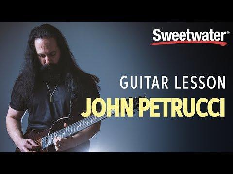 John Petrucci Guitar