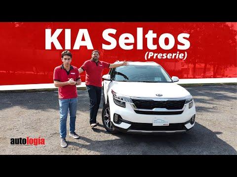 Kia Seltos 2020 - Manejamos El Prototipo - Un Rival Importante