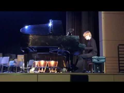 Jack Babler - Grand Piano (Nicki Minaj Cover) - Live at the Asa Clark Middle School Choir Concert