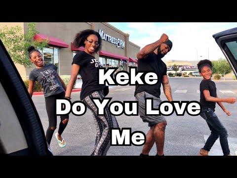 KeKe Do You Love Me Challenge | Drake - In my feelings