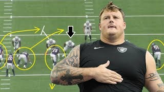 Film Study: The Oakland Raiders offensive line is playing at a high level