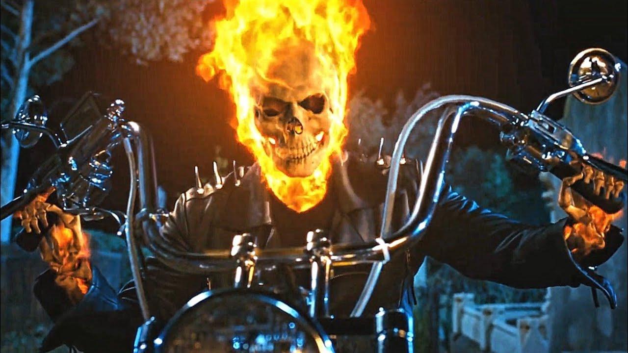 Let's Ride 🔥 Ghost Rider Atitude Status | Hollywood Whatsapp Status | Bao Rami Status