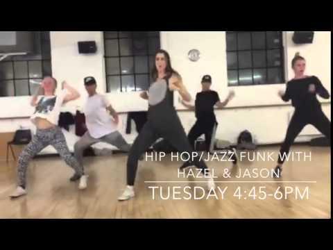 Hip Hop/Jazz Funk with Hazel and Jason - Pineapple Dance Studios