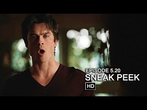 The Vampire Diaries 5x20 Webclip - What Lies Beneath [HD]