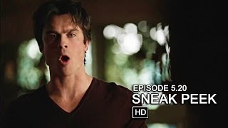 The Vampire Diaries 5x20 Webclip - What Lies Beneath [HD]