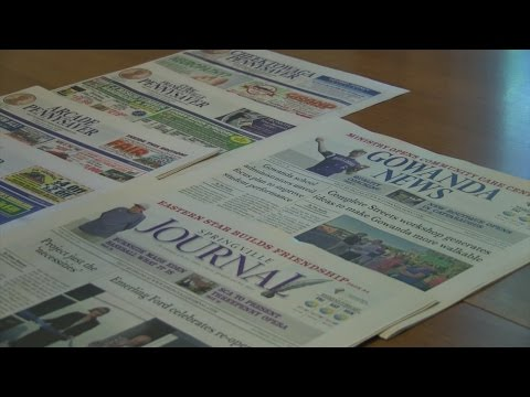 Community Papers of WNY closure a blow to local communities, puts dozens out of work