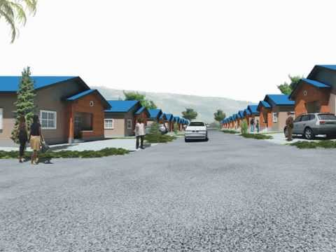 Gloucester Estates - Affordable Housing in Freetown, Sierra Leone