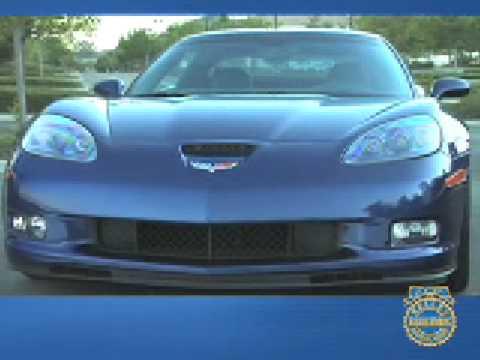 2008 Chevrolet Corvette Z06 Review - Kelley Blue Book ...