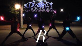 【オタ芸】R/Roselia