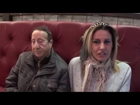 Intervista ad Alvaro Vitali e Stefania Corona
