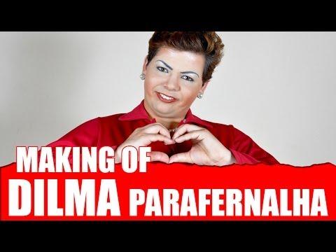 Dilma na Parafernalha - Making Of e cenas deletadas
