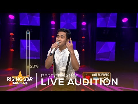 Yoga Yeristri - 1000 Tahun Lamanya | Live Audition 5 | Rising Star Indonesia 2019