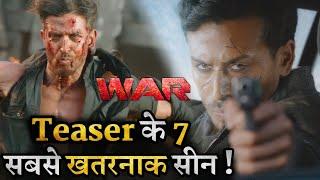 War || Teaser 7 Heartbeat Enhancing Scene || Hrithik Roshan || Tiger Shroff || Vaani Kapoor