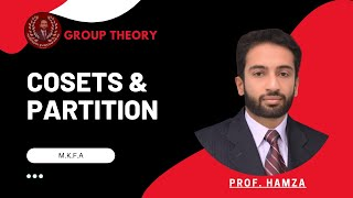 Cosets and Partition Theorem in Urdu/Hindi (M.K.F.A)