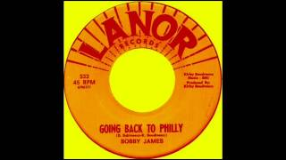 bobby james going back to philly
