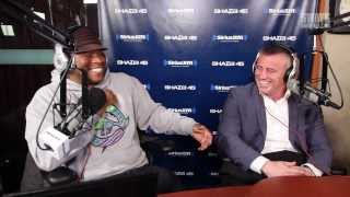 Matt LeBlanc Talks About His Schlong, FRIENDS, & New Episodes on Sway in the Morning
