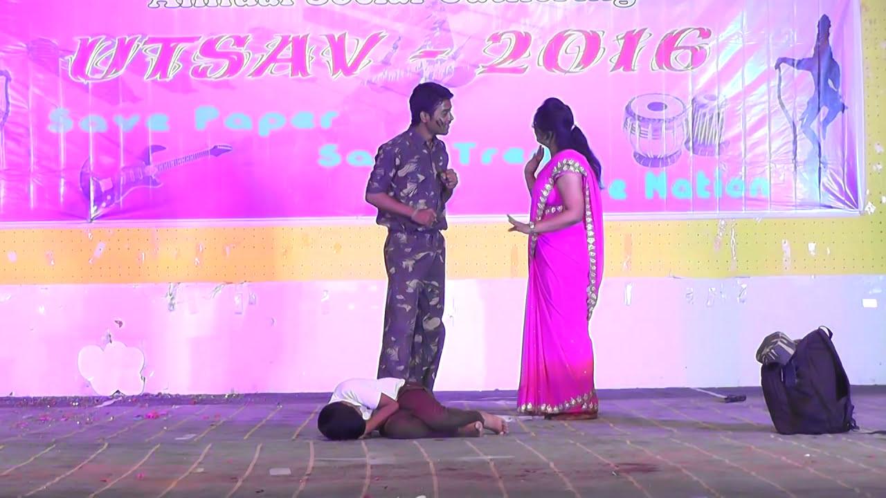 Patriotic Musical Drama   J T Mahajan College of Engineering   Faizpur