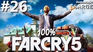 Zagrajmy w Far Cry 5 [PS4 Pro] odc. 26 - Demolka z granatnikiem