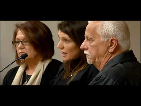 Chris watts parents read statement in court