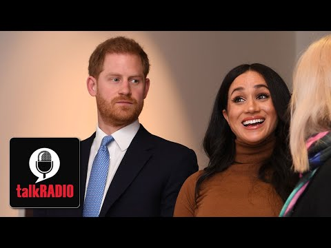 Megxit: talkRADIO presenters react to the royal split