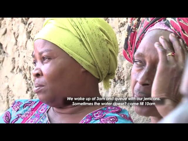 Wetting the Dry Taps of Mombasa