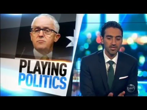 NBN   The Project with Waleed Aly #WhoToBlame
