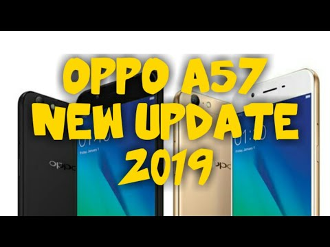 OPPO A57 CPH1701 NEW UPDATE 2019