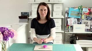Craft Tip! Using Ceramic Tiles