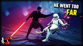 Jedi Fallen Order is too violent
