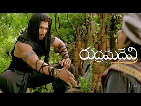 Rudhramadevi Post Release Trailer 1 - Anushka, Allu Arjun, Rana, Gunasekhar, Ilayaraja