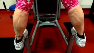 Female Muscle Calves