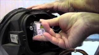 Bmw Mini Cooper S 2005-2006 Hid Xenon Bulbos D2s 8000k 12v 35w 2 Faros Lámparas