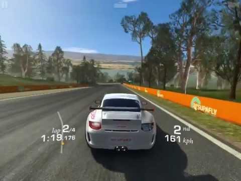 [iOS] Real Racing 3 - Porsche 911 GT3 RS, Cup, Mount Panorama