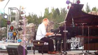 "Jon Schmidt - ""Waterfall"" - LIVE!!!!"