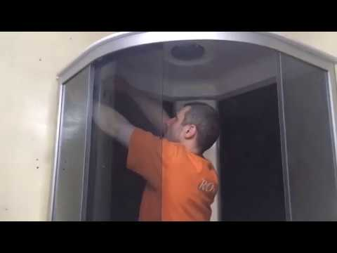 Собираем душевую кабинку NIAGARA / Душевая кабинка Ниагара