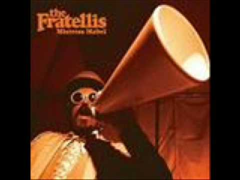 The Fratellis- Creeping Up the Backstairs