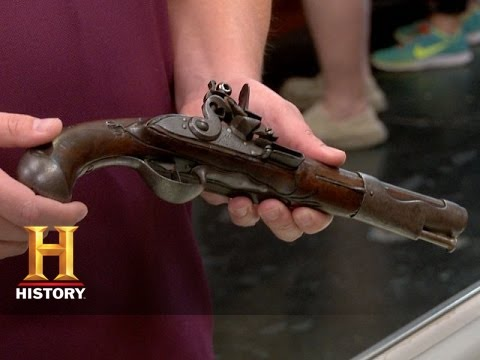 Pawn Stars: 1763 French Flintlock Pistol | History