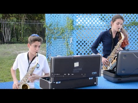 Scheck Hillel Hosts Solo and Ensemble for District 20 Schools